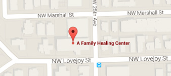 Portland Clinic Google Map