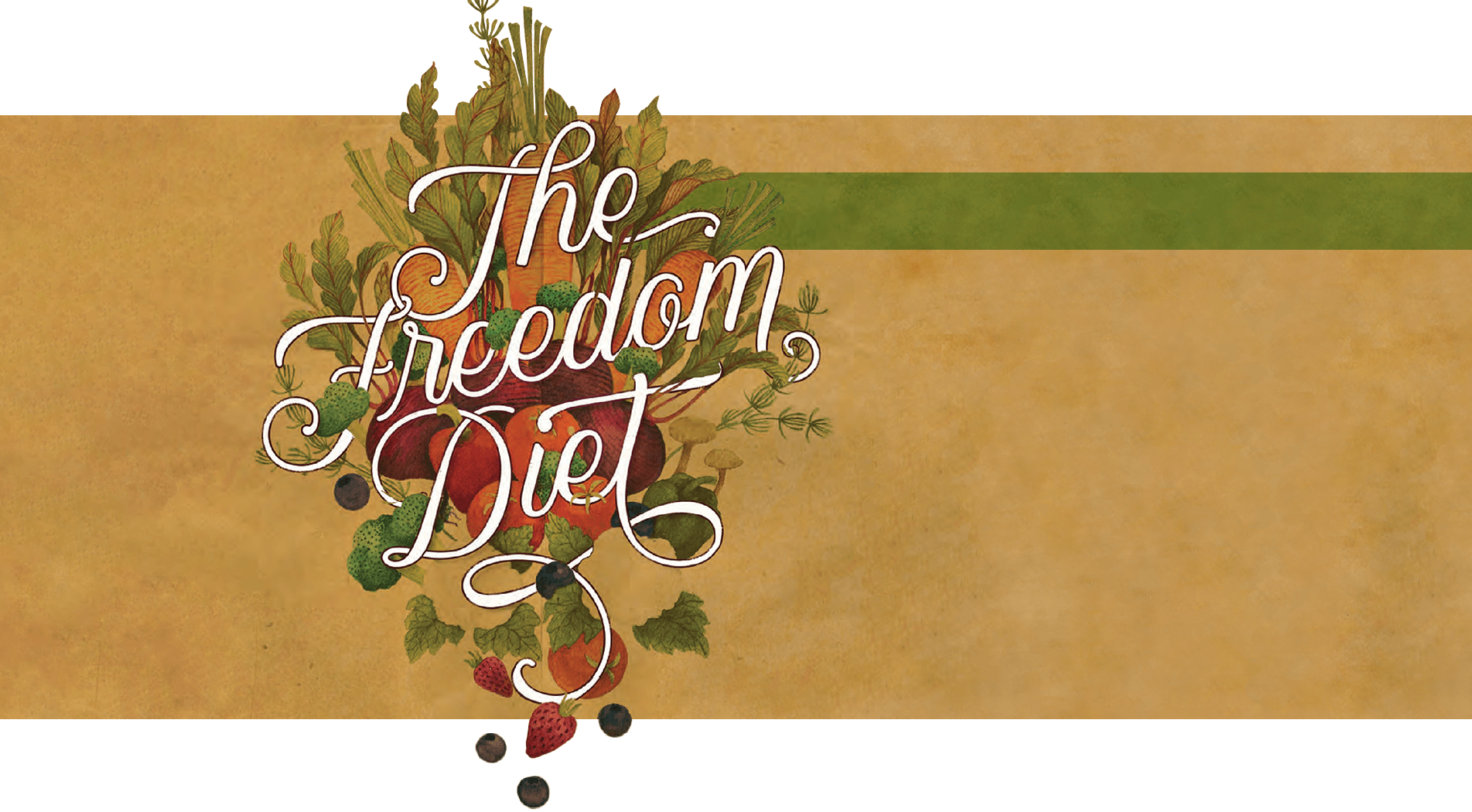 The Freedom Diet Book